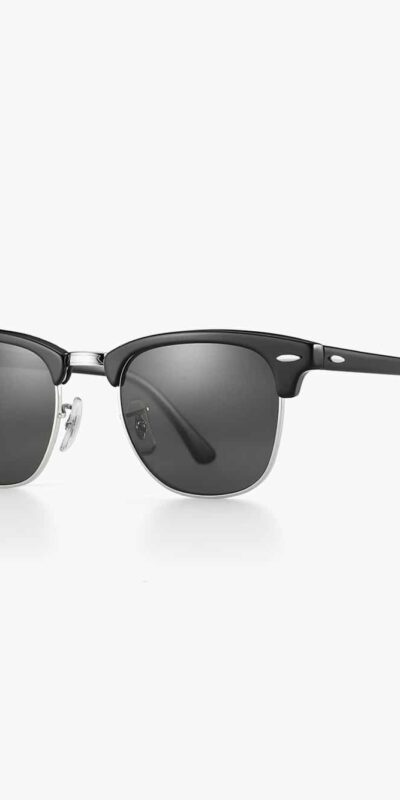 clubmaster zonnebril pillenbrillen