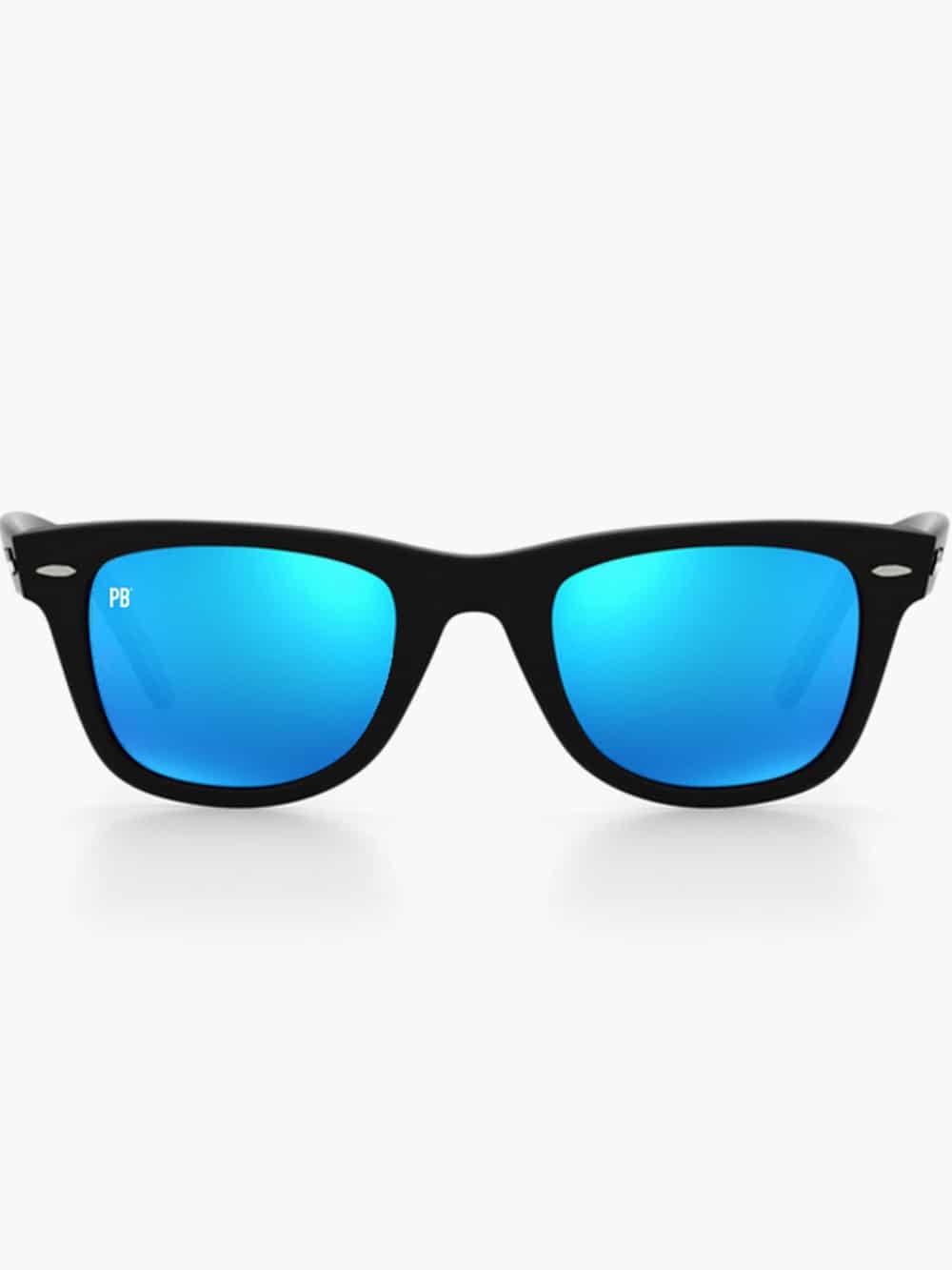 wayfarer-matte-blue-flash-front