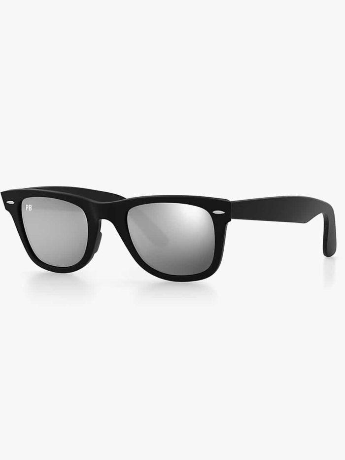 wayfarer spiegel zonnebril pillenbrillen