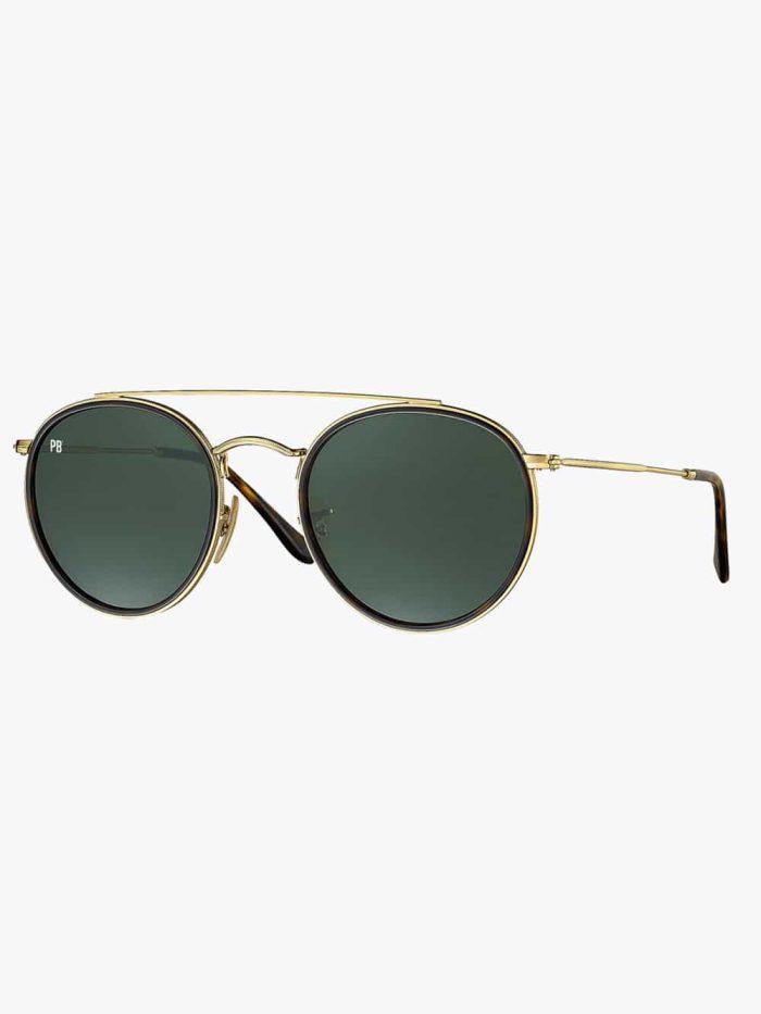Ronde zonnebril heren 2019