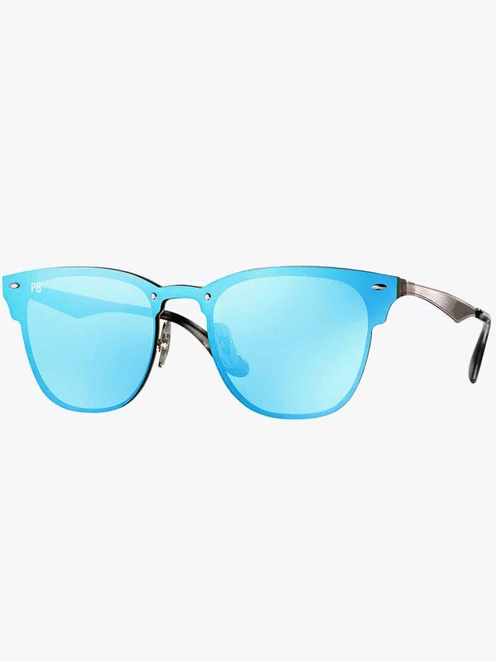 Blaze zonnebril blauw