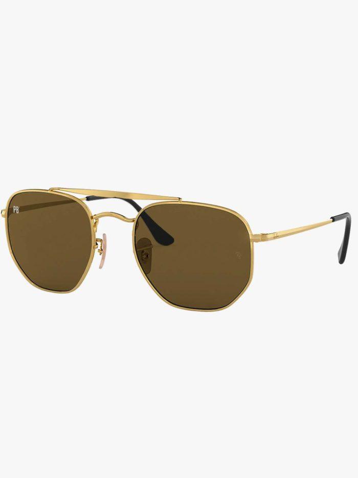 Marshall zonnebril bruin