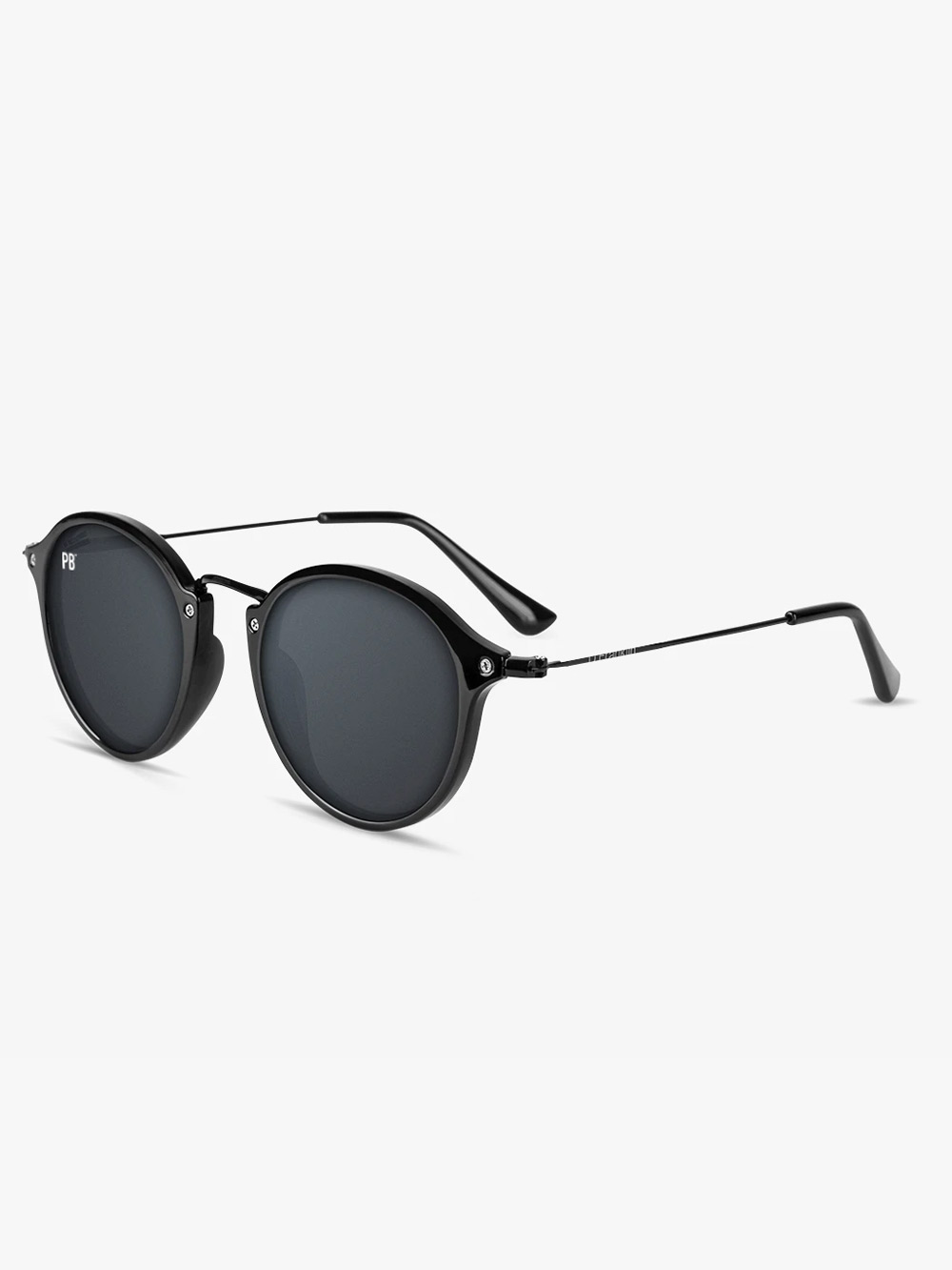 brooklyn-zonnebril-matte-black-pbsunglasses
